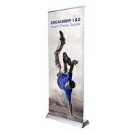 Roll up jednostronny Excaliber (dożywotnia gwarancja)