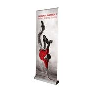 Roll up jednostronny Original Banner 2 (dożywotnia gwarancja)
