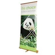 Roll up bambusowy jednostronny Logik - ekologiczny