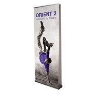 Roll up dwustronny Orient 2 (5 lat gwarancji)