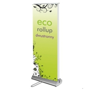 Roll up dwustronny ECO