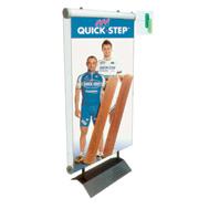 Roll up jednostronny elektrycznie przewijany stojący